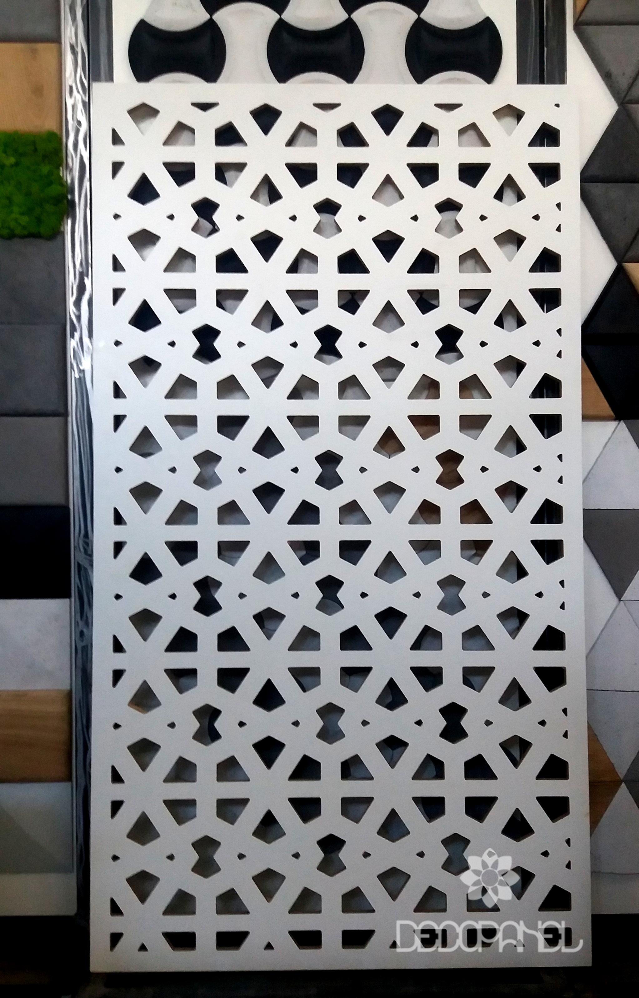 Dekoracyjny Panel Ażurowy Mdf Wzór Indywidualny Inspiracja